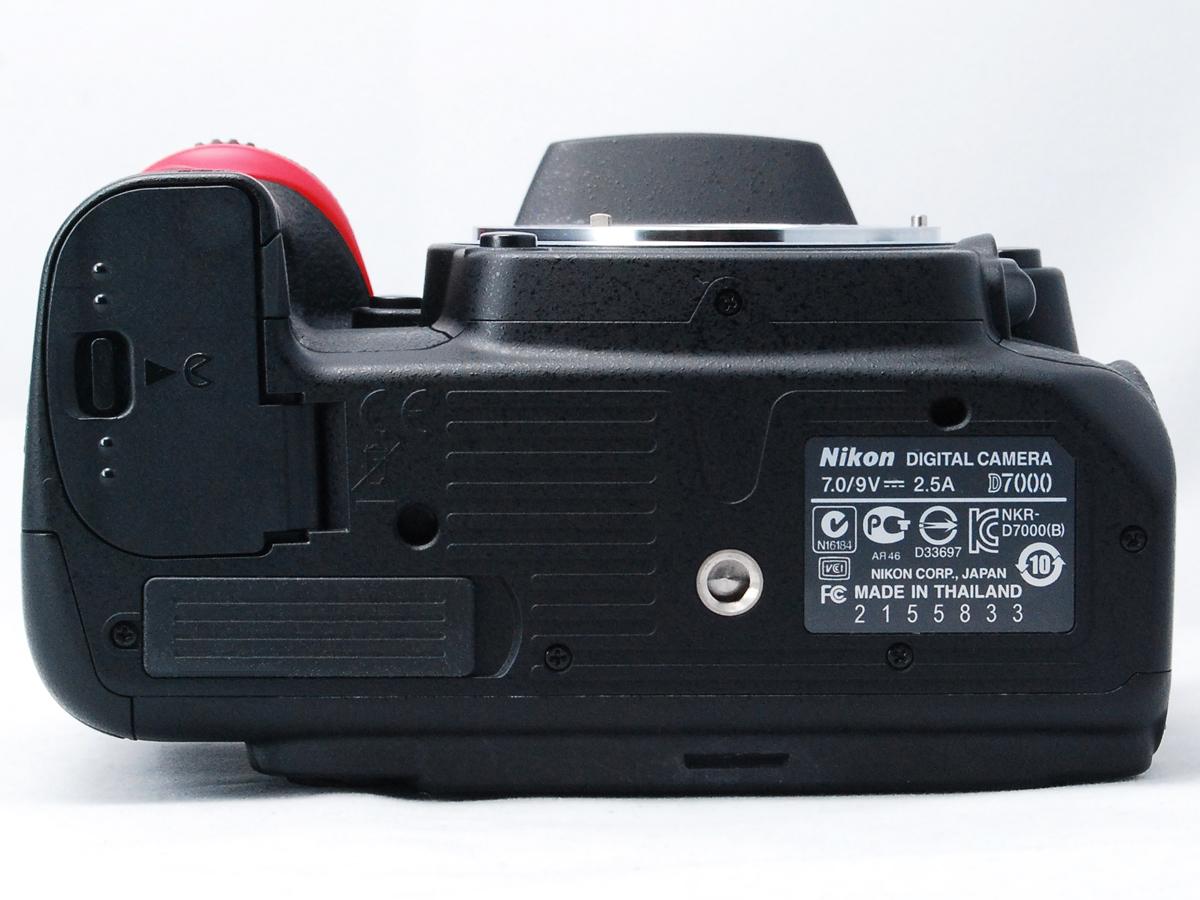■ショット数極小■ ニコン Nikon D7000 18-105mm VR レンズキット《ショット数わずか2333回》元箱付・付属品多数 #F2902N01230_画像6