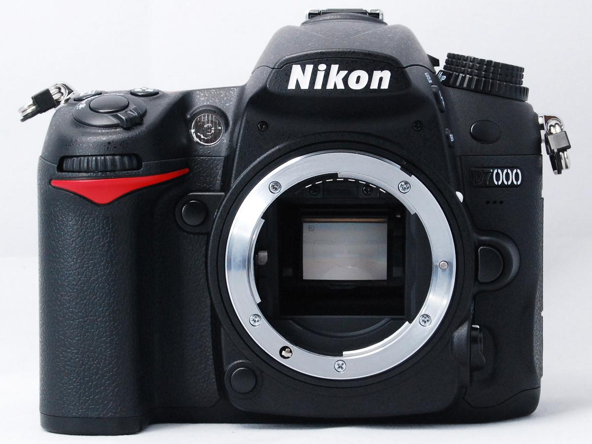 ■ショット数極小■ ニコン Nikon D7000 18-105mm VR レンズキット《ショット数わずか2333回》元箱付・付属品多数 #F2902N01230_画像7