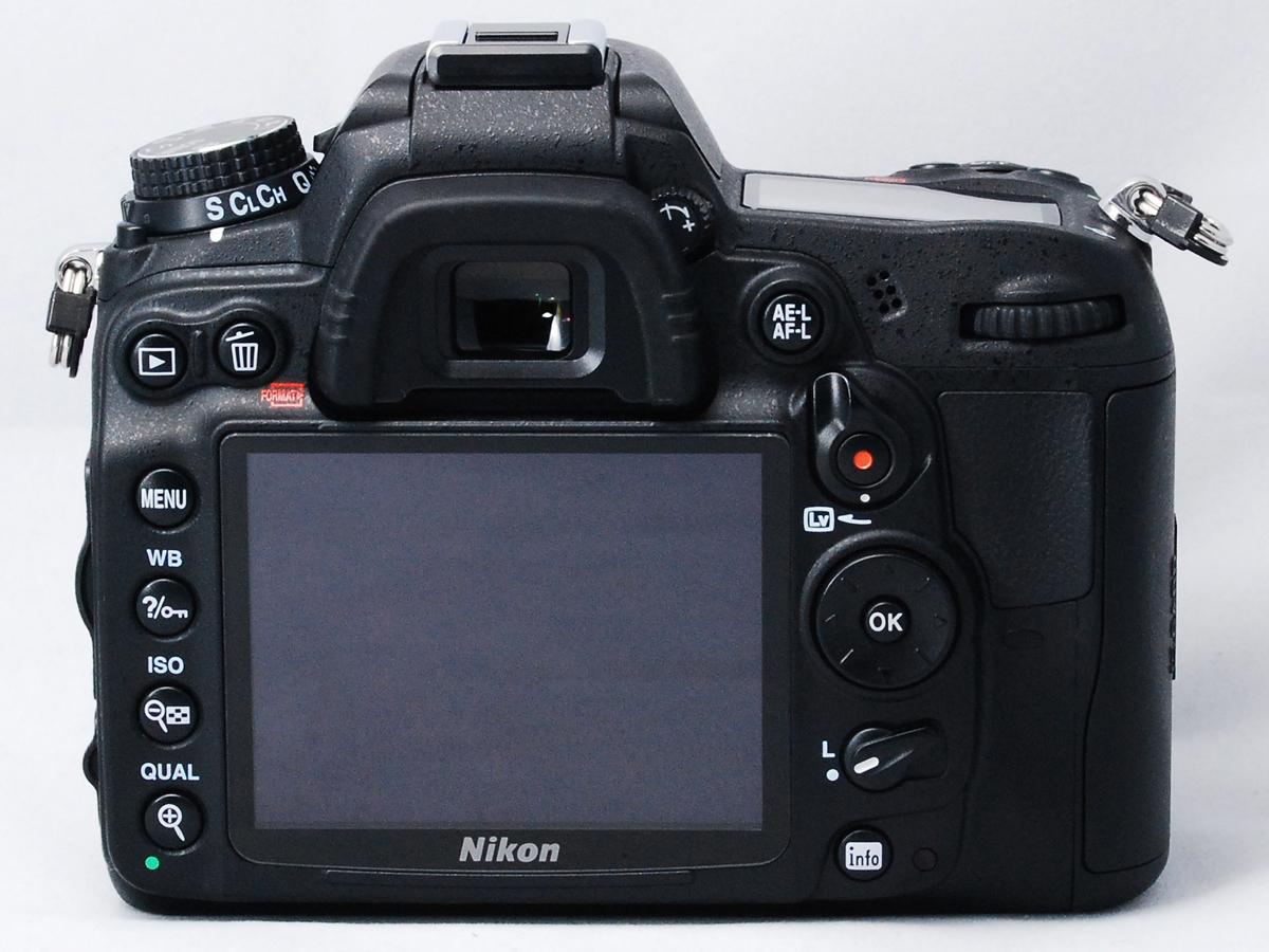 ■ショット数極小■ ニコン Nikon D7000 18-105mm VR レンズキット《ショット数わずか2333回》元箱付・付属品多数 #F2902N01230_画像9