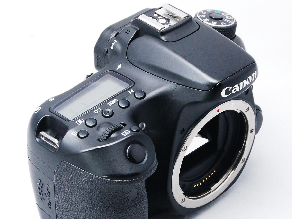 ■ほぼ新品■ キャノン Canon EOS 70D ボディ バッテリー2個・元箱付 付属品完備 #F03403N01250_画像3