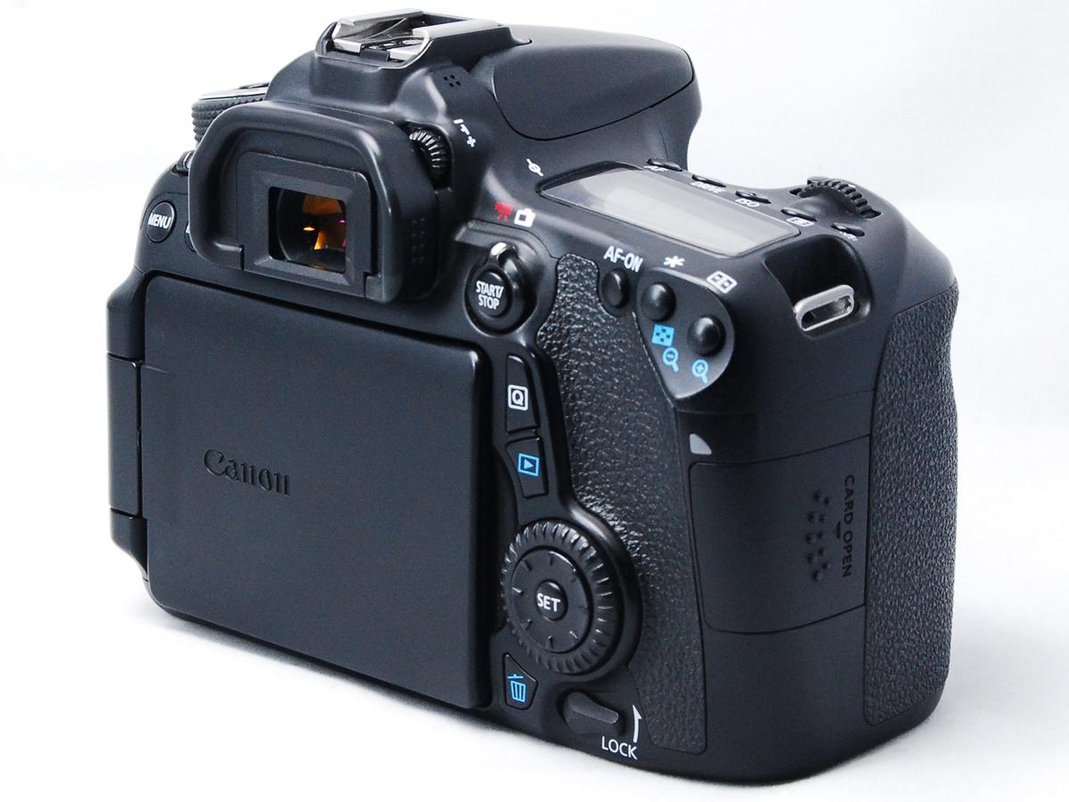 ■ほぼ新品■ キャノン Canon EOS 70D ボディ バッテリー2個・元箱付 付属品完備 #F03403N01250_画像5