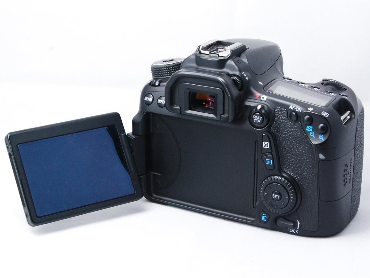 ■ほぼ新品■ キャノン Canon EOS 70D ボディ バッテリー2個・元箱付 付属品完備 #F03403N01250_画像10