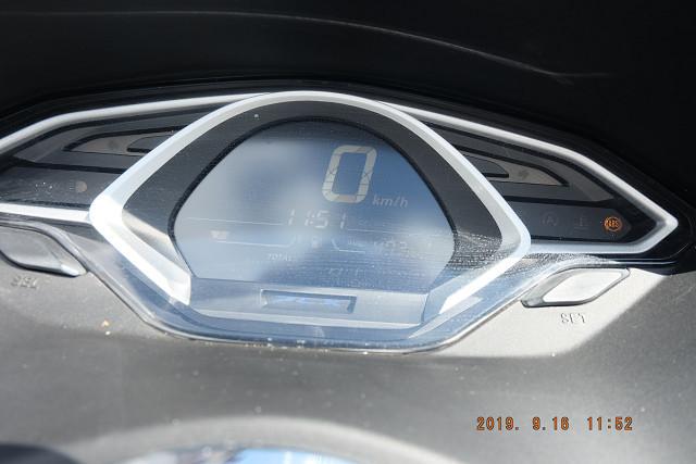 美品 ホンダ PCX150 KF30 ライトブラウン 走行距離47.3km おまけ付き_画像5
