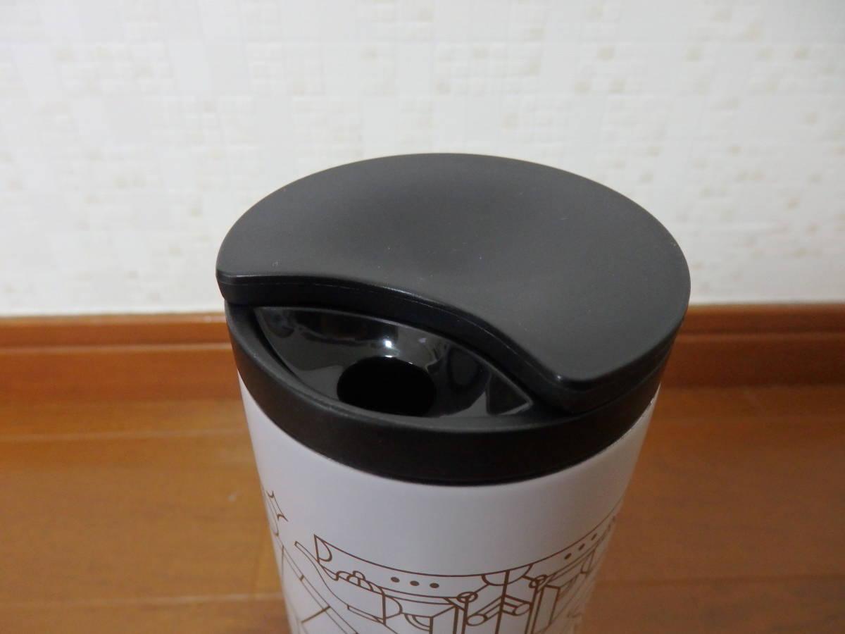 即決♪新品 限定 スタバ スターバックス リザーブ ロースタリー 上海 ステンレスボトル タンブラー マイボトル 水筒 リザーブロースタリー_画像6