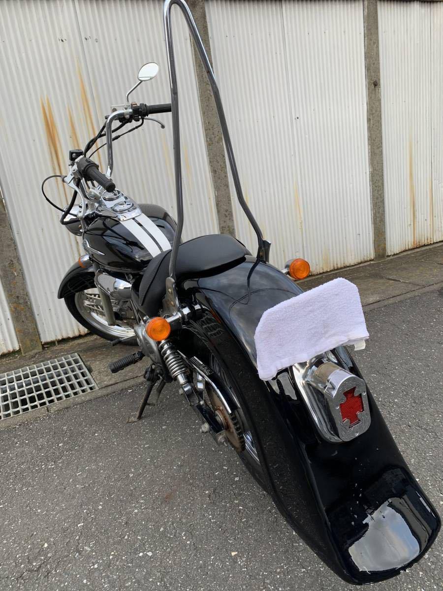 「☆ ホンダ HONDA マグナ50 実働 エンジン好調 ★」の画像3