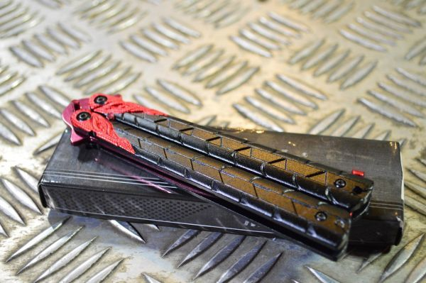 MTECH/フォールディングナイフ/折りたたみナイフ/MT872RD 新品