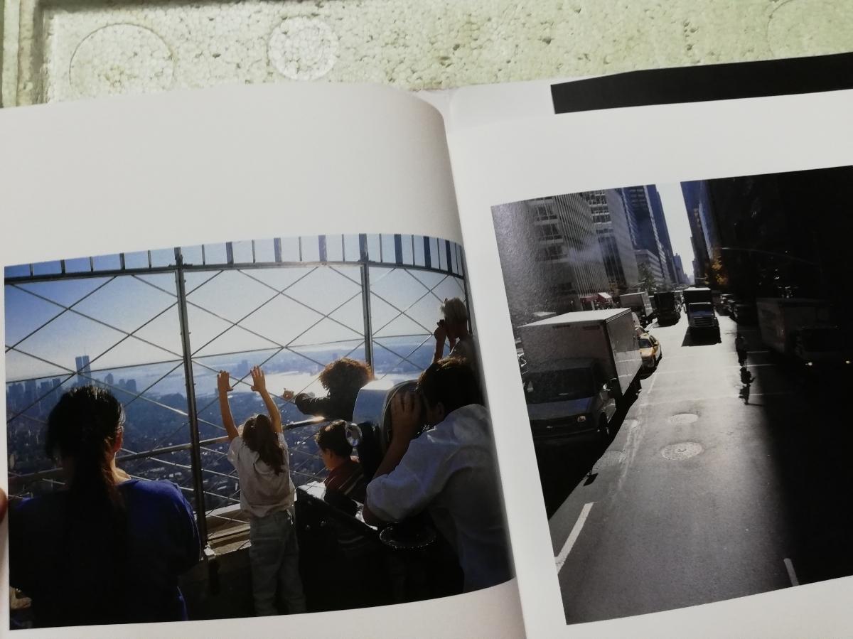 新倉孝雄  NEW YORK 1995-2002 写真集 同梱包可能_画像3