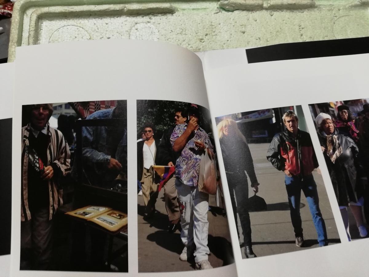 新倉孝雄  NEW YORK 1995-2002 写真集 同梱包可能_画像4
