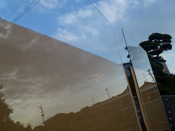 未使用◆セントラル硝子◇ FIRELEX 耐熱強化ガラス 透明 2枚1セット_画像6