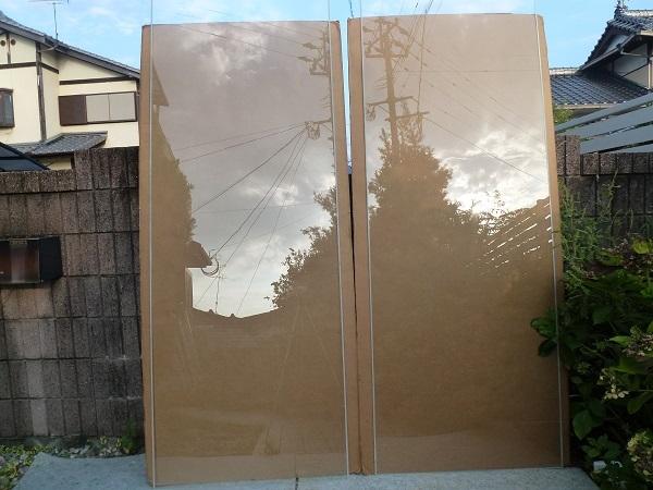 未使用◆セントラル硝子◇ FIRELEX 耐熱強化ガラス 透明 2枚1セット_画像10