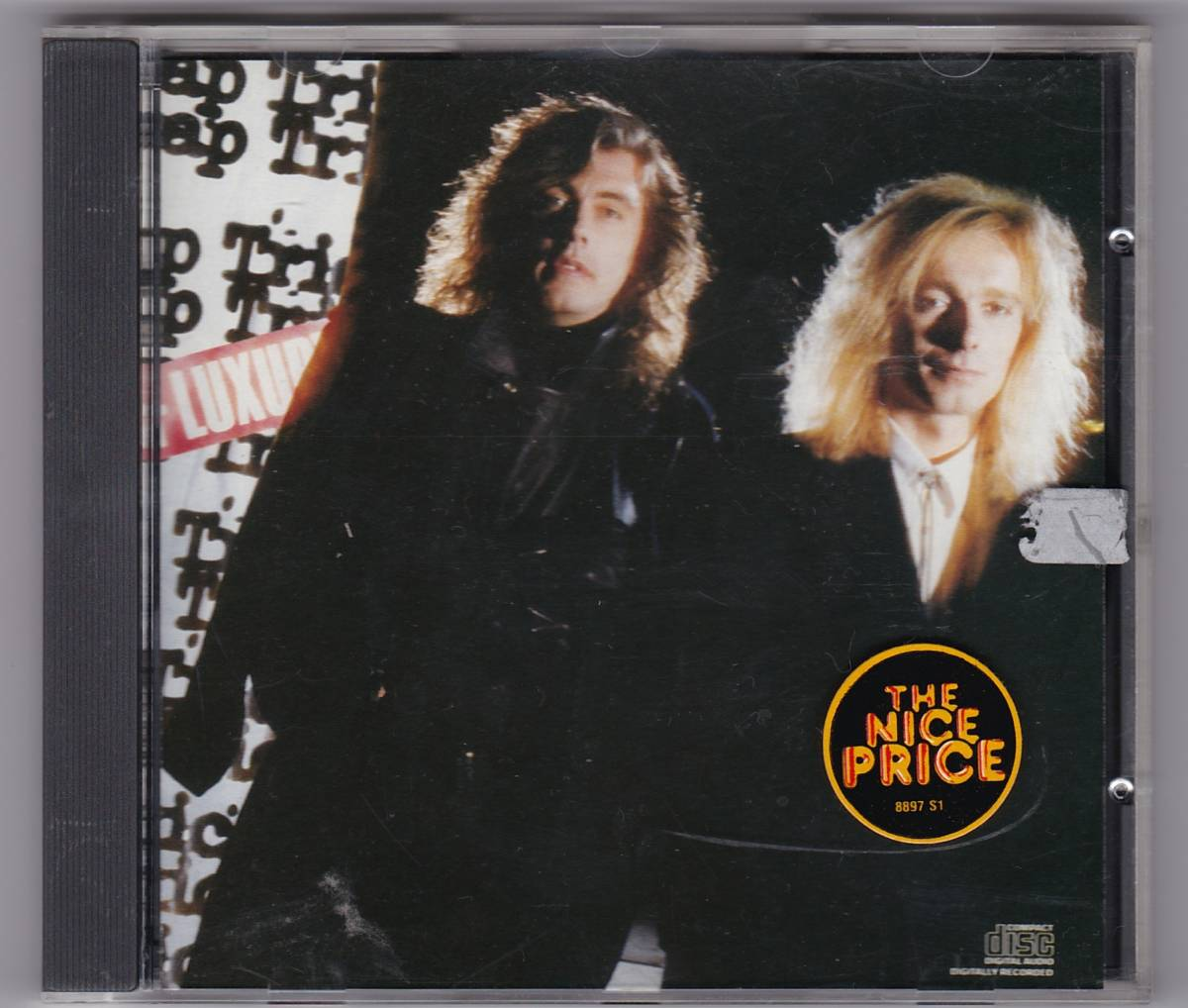 Cheap Trick / Lap Of Luxury チープトリック 輸入盤 中古CD The Flame収録 送料込み