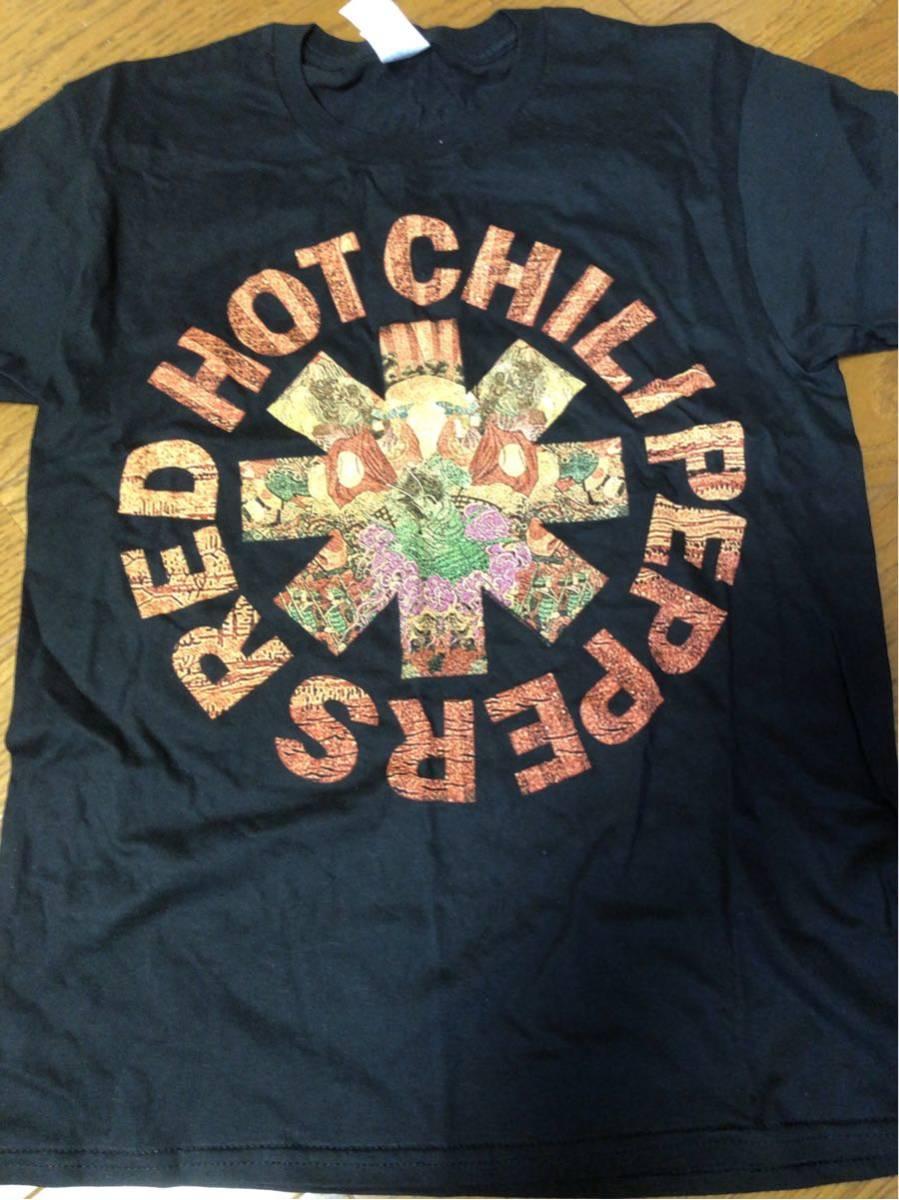 サマソニ2019 限定 レッチリ Tシャツ サマーソニック RED HOT CHILI PEPPERS 黒 S_画像1