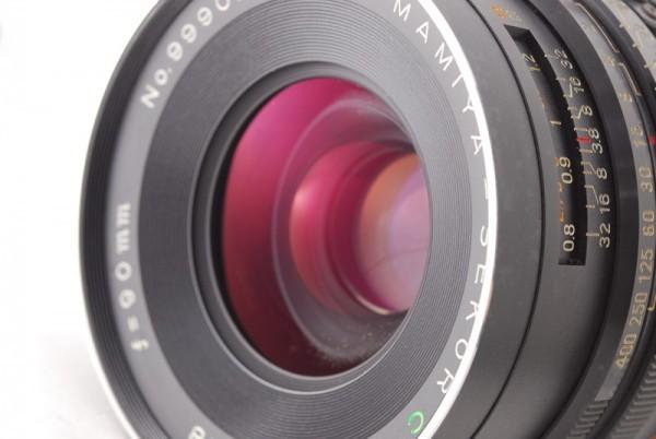 【動作OK】Mamiya マミヤ SEKOR C 90mm f/3.8 RB67 Pro S SD用_画像5