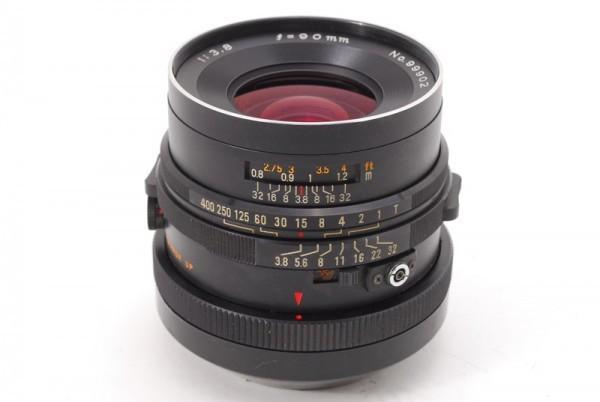 【動作OK】Mamiya マミヤ SEKOR C 90mm f/3.8 RB67 Pro S SD用_画像2