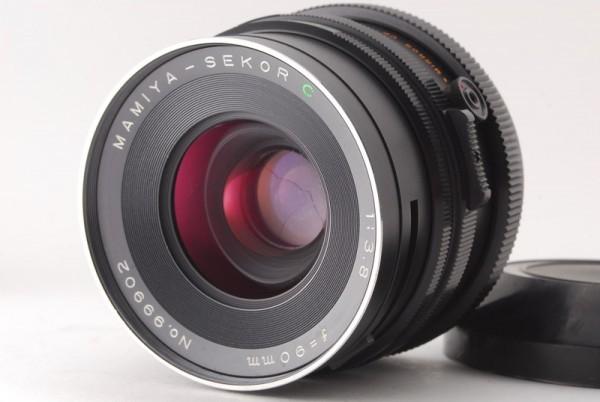 【動作OK】Mamiya マミヤ SEKOR C 90mm f/3.8 RB67 Pro S SD用