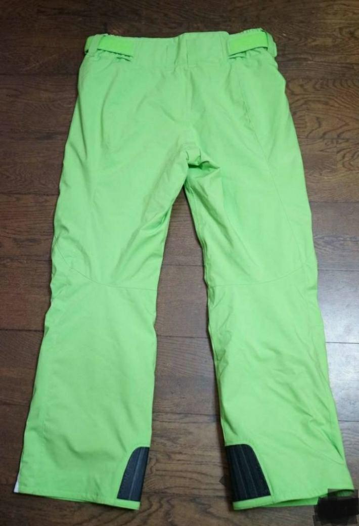 ☆男性用 スキーパンツ ONYONE オンヨネ ONP 97350 サイズ L-JASPO ライムグリーン☆_画像2