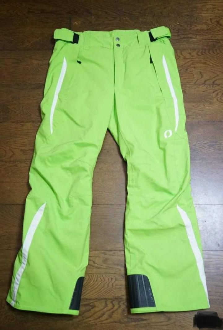 ☆男性用 スキーパンツ ONYONE オンヨネ ONP 97350 サイズ L-JASPO ライムグリーン☆_画像1