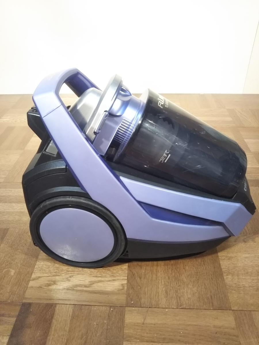 MITSUBISHI(三菱)サイクロン式掃除機「風神」TC-ZXD20P-V!2015年製!動作確認済み!_画像4