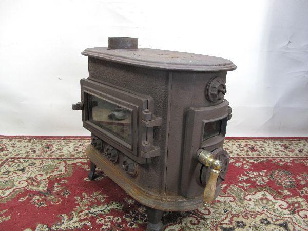 鋳物薪ストーブ(997) 30×57×52.5cm 旭川発 引取り歓迎_画像2