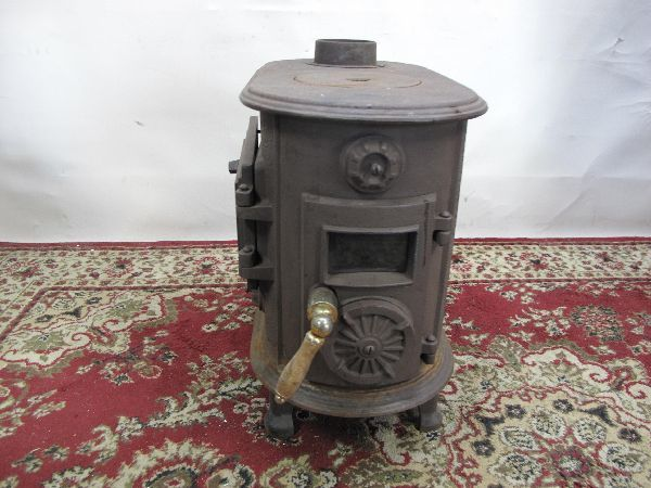 鋳物薪ストーブ(997) 30×57×52.5cm 旭川発 引取り歓迎_画像3