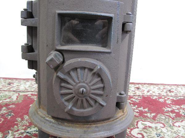 鋳物薪ストーブ(997) 30×57×52.5cm 旭川発 引取り歓迎_画像9