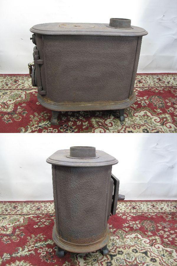 鋳物薪ストーブ(997) 30×57×52.5cm 旭川発 引取り歓迎_画像6