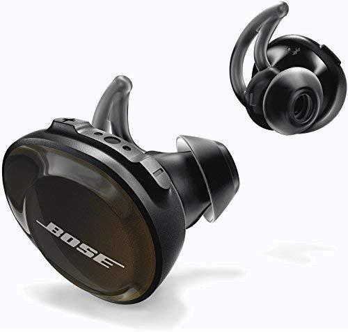 新品♪ Bose SoundSport Free ☆ wireless headphones 完全 ワイヤレスイヤホン トリプルブラック Bluetooth 即決♪_画像1