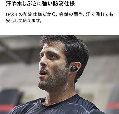 新品♪ Bose SoundSport Free ☆ wireless headphones 完全 ワイヤレスイヤホン トリプルブラック Bluetooth 即決♪_画像3