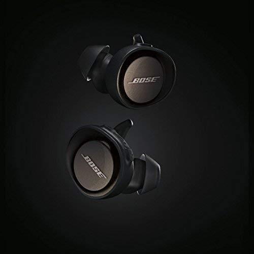 新品♪ Bose SoundSport Free ☆ wireless headphones 完全 ワイヤレスイヤホン トリプルブラック Bluetooth 即決♪_画像9