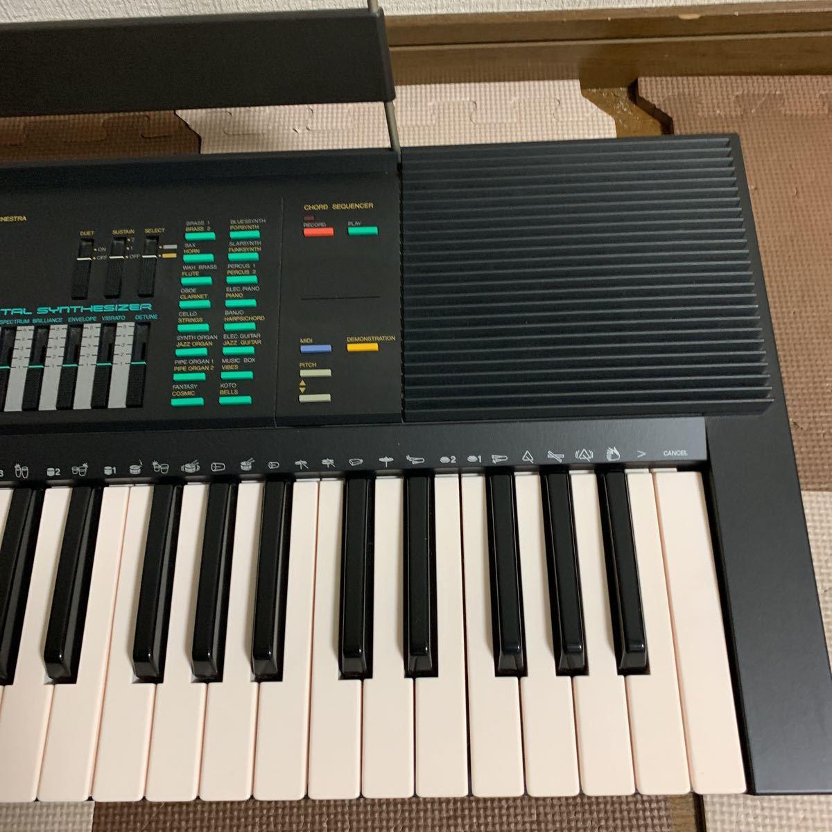 YAMAHA ボータトーンPSR-36 電子キーボード_画像5