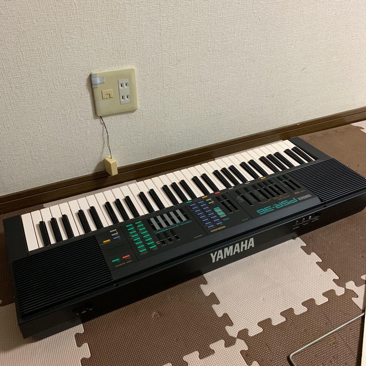 YAMAHA ボータトーンPSR-36 電子キーボード_画像6