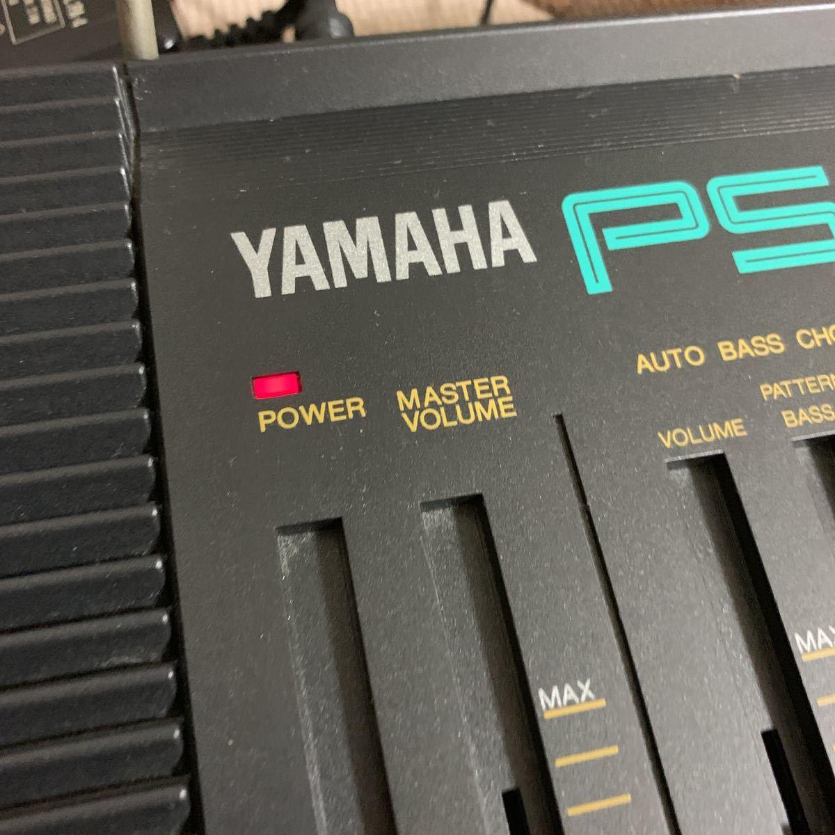 YAMAHA ボータトーンPSR-36 電子キーボード_画像2