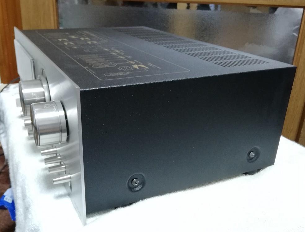 ONKYO プリメインアンプ A-6000 美品 動作品 整備品_画像5