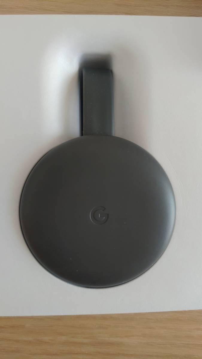 Google Chromecast グーグルクロームキャスト 第3世代_画像3