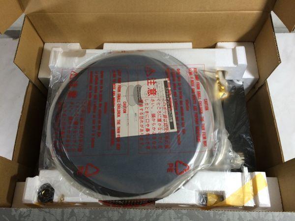c6946 未使用保管品 Technics テクニクス SL-1200LTD Limited リミテッド レコードプレーヤー 付属品フルセット 希少品_画像3