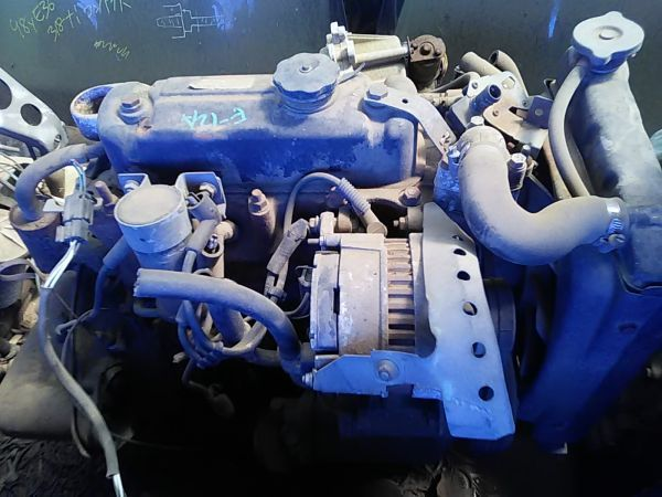 ■ローバー ミニ クーパー 1300 エンジン オートマ ミッション 中古 ROVER MINI COOPER XN12A engine automatic transmission■_画像4