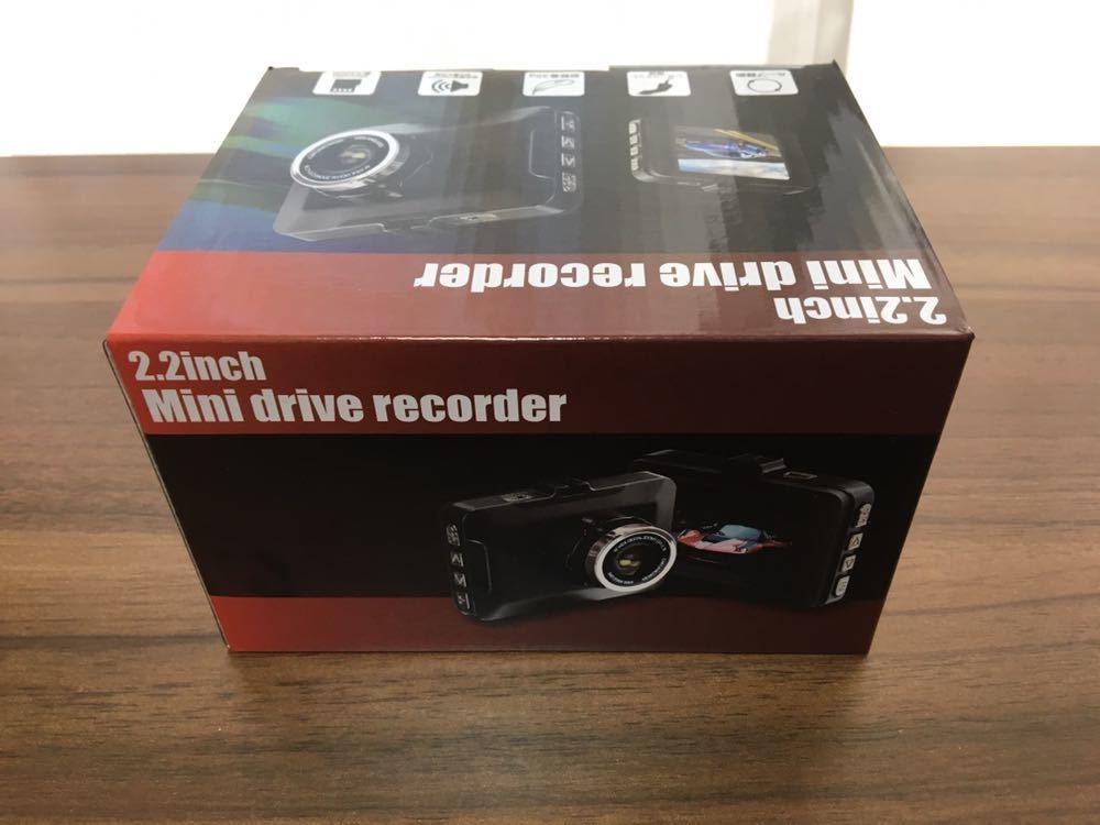 2.2インチ ミニドライブレコーダー 新品未開封 ドラレコ 取り付け簡単_画像4