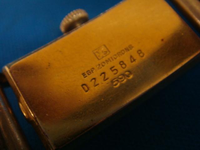 ◆◇446L【アンティーク】セイコーソーラー 手巻腕時計GF(動品)◇◆_画像6
