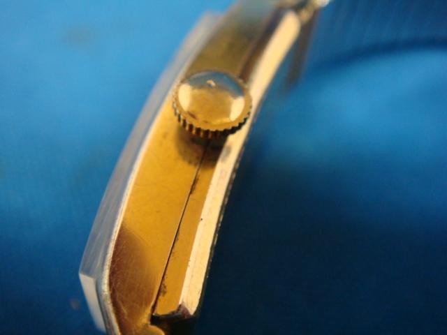 ◆◇446L【アンティーク】セイコーソーラー 手巻腕時計GF(動品)◇◆_画像4