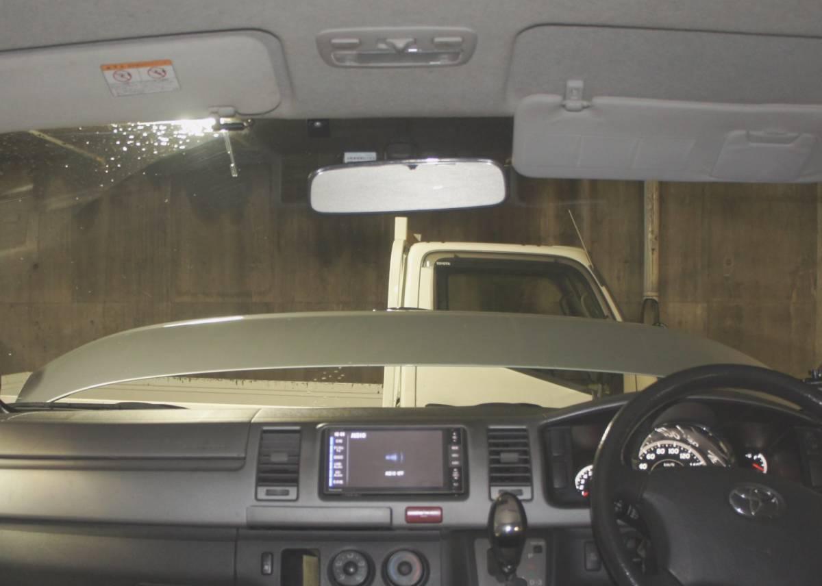 トヨタ 2007yハイエース S-GL 無事故ワンオーナー 左右スライドドア 車検見積りあり_画像5