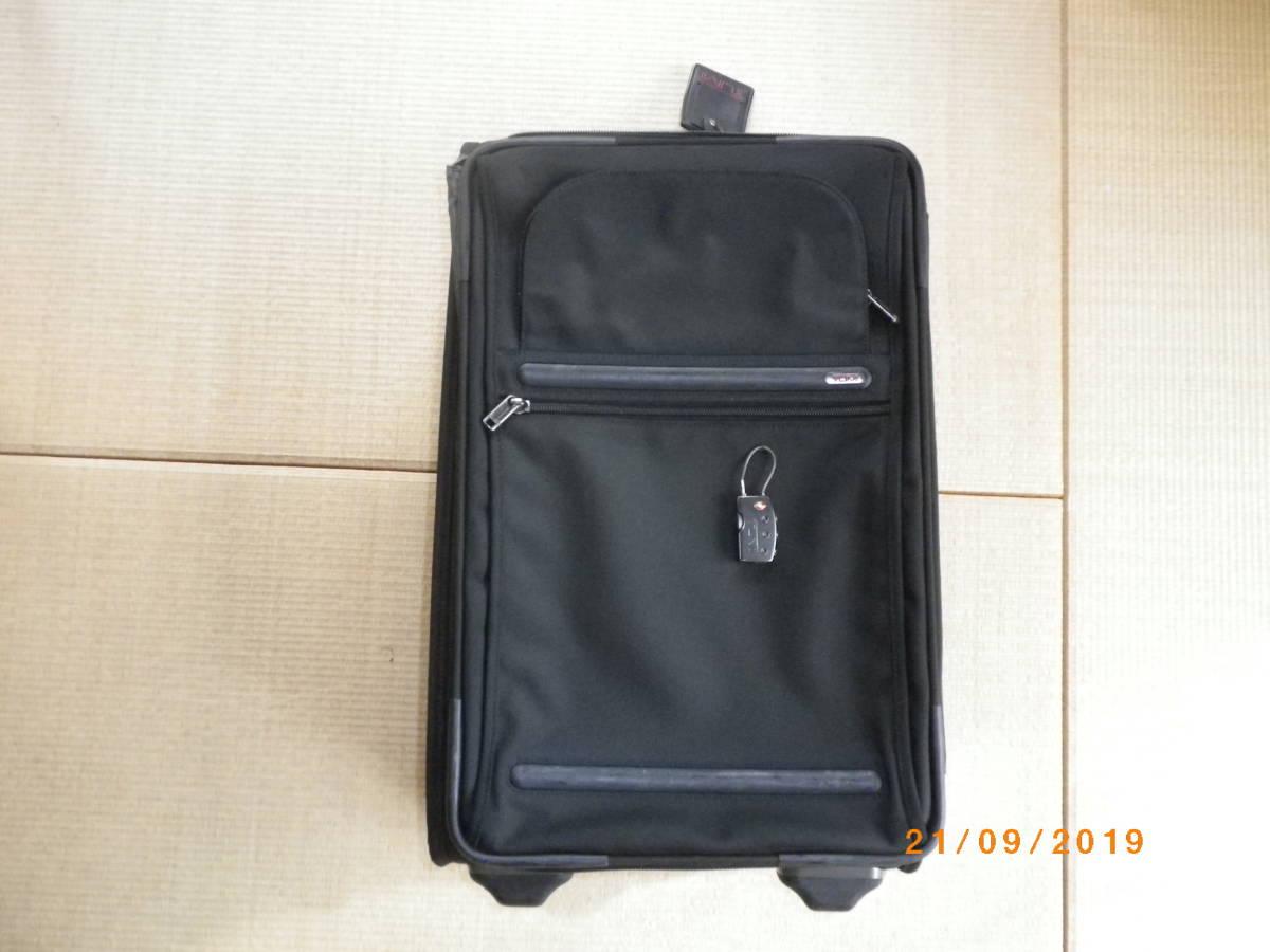 TUMI トゥミ エキスパンダブル スーツケース 2201204 キャリーバック_画像1