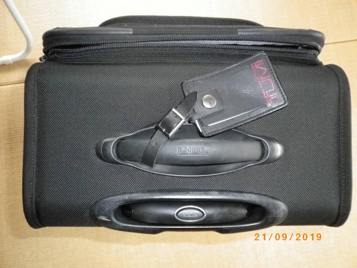 TUMI トゥミ エキスパンダブル スーツケース 2201204 キャリーバック_画像2