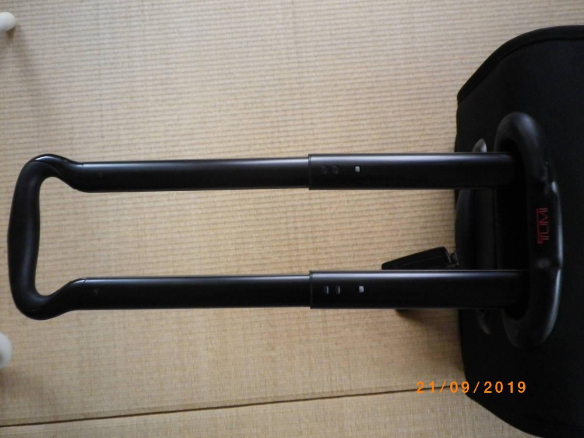 TUMI トゥミ エキスパンダブル スーツケース 2201204 キャリーバック_画像4