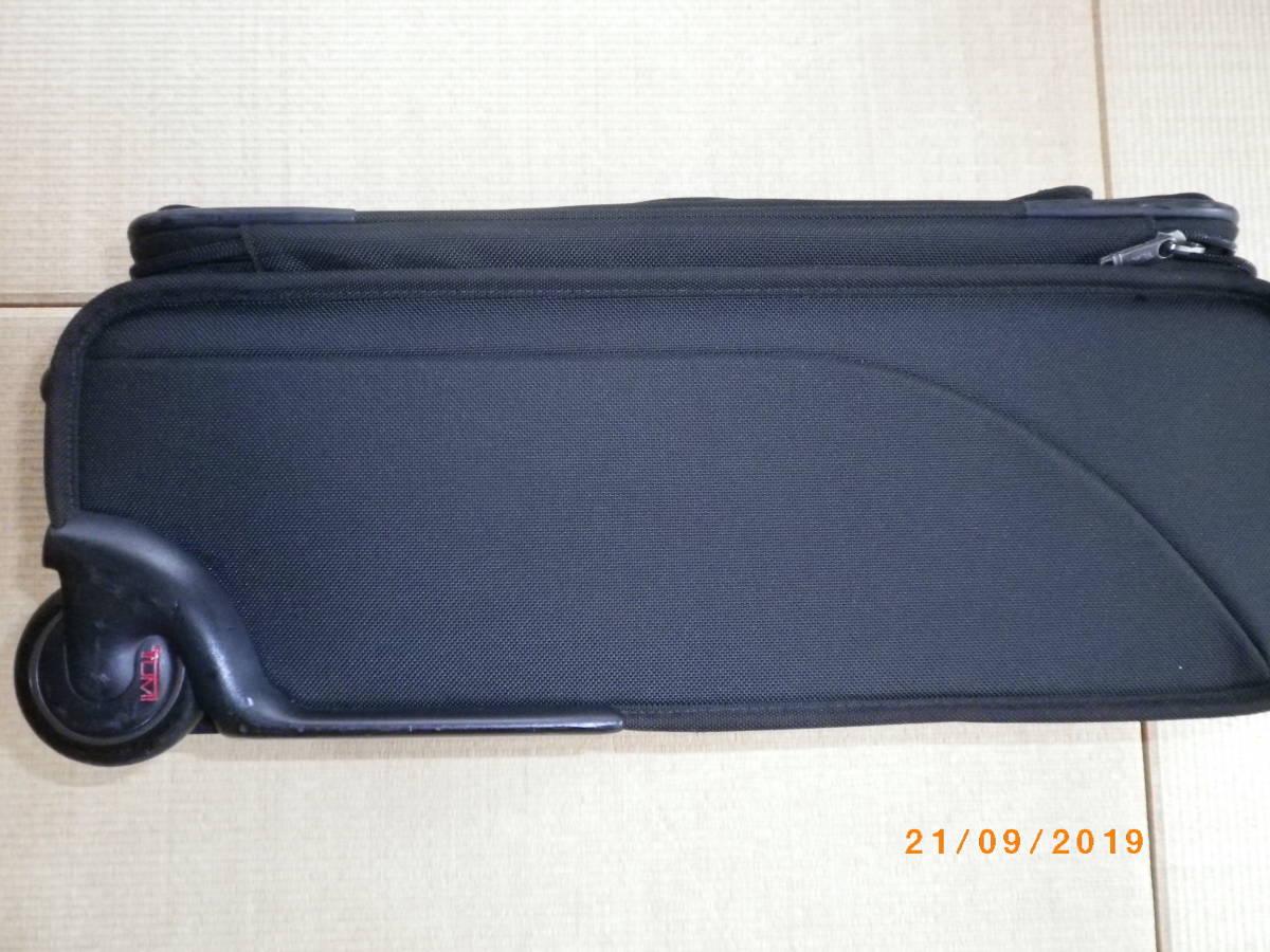 TUMI トゥミ エキスパンダブル スーツケース 2201204 キャリーバック_画像6