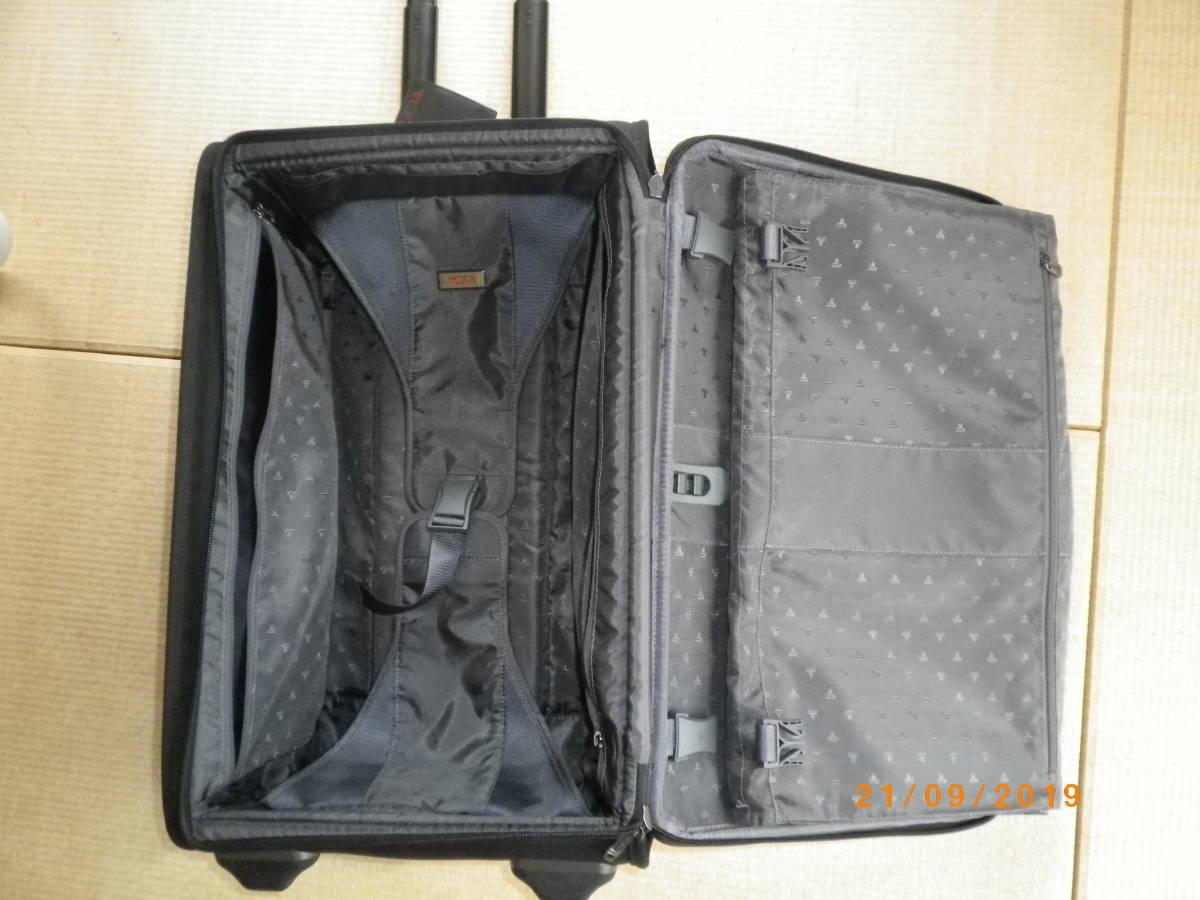 TUMI トゥミ エキスパンダブル スーツケース 2201204 キャリーバック_画像8