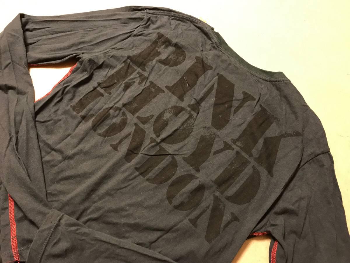 PINK FLOYD/ピンクフロイド/ロングTシャツ/長袖/S_画像2