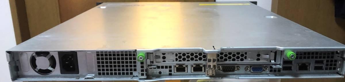 ◆◇【1円スタート】【富士通】【Xeon】FJITSU PRIMERGY RX100 S7 19インチラックサーバー【ジャンク】◇◆_画像2