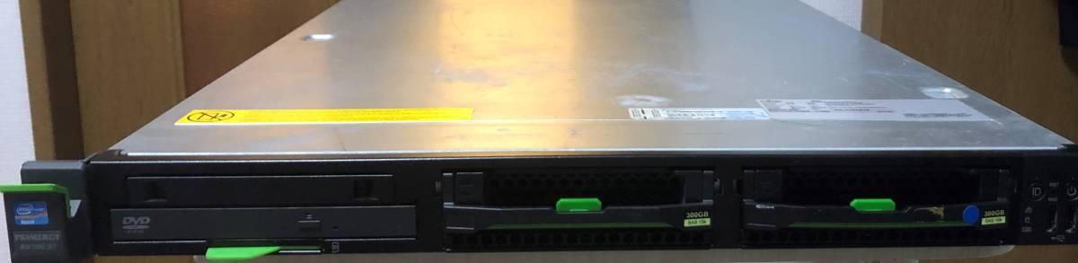 ◆◇【1円スタート】【富士通】【Xeon】FJITSU PRIMERGY RX100 S7 19インチラックサーバー【ジャンク】◇◆