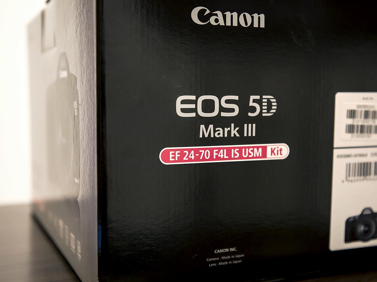 ★プロ定番デジタル一眼『Canon EOS 5D Mark III』ズームレンズキット。美品。付属品・元箱/64GB SDカード付。送料無料!_画像9