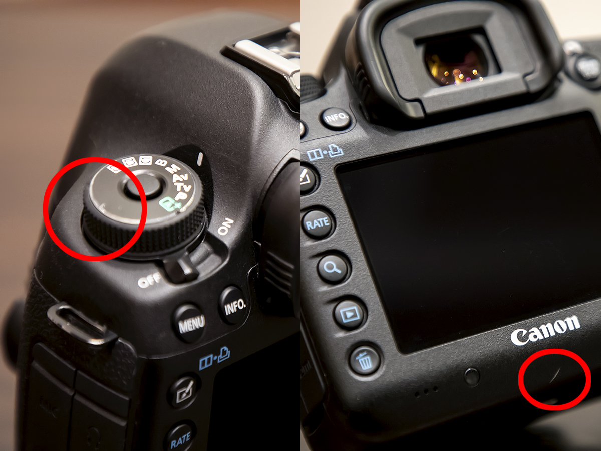★プロ定番デジタル一眼『Canon EOS 5D Mark III』ズームレンズキット。美品。付属品・元箱/64GB SDカード付。送料無料!_画像10